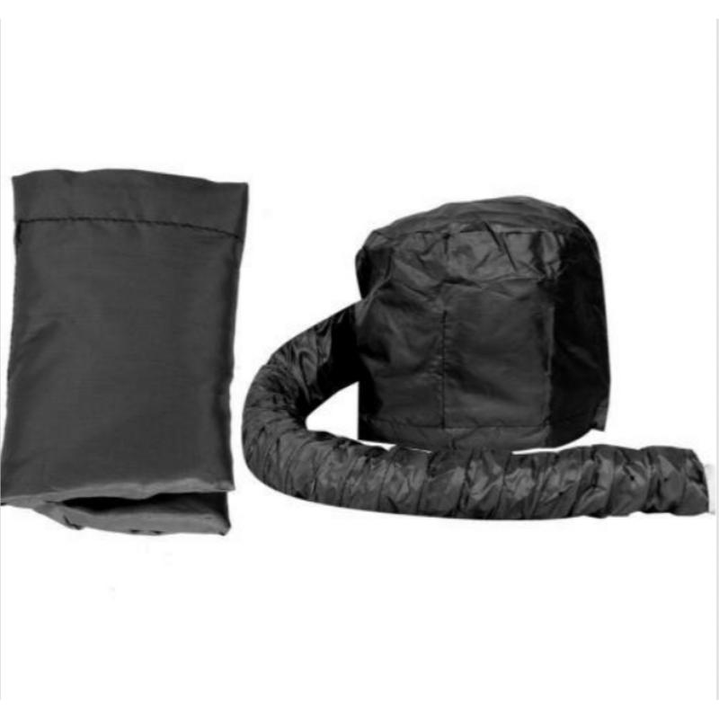Bonnet Hair Dryer Attachment - Black colour