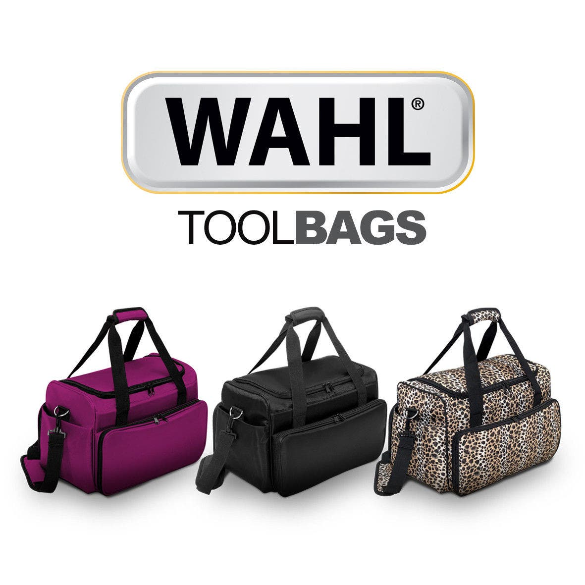 Wahl Tool Bag Hairdressing/ Grooming Carry Case / Tote * CHOOSE COLOUR