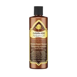 Babyliss Pro Argan Oil Hydrate Repair Nourish Moisture Repair Shampoo 350ml