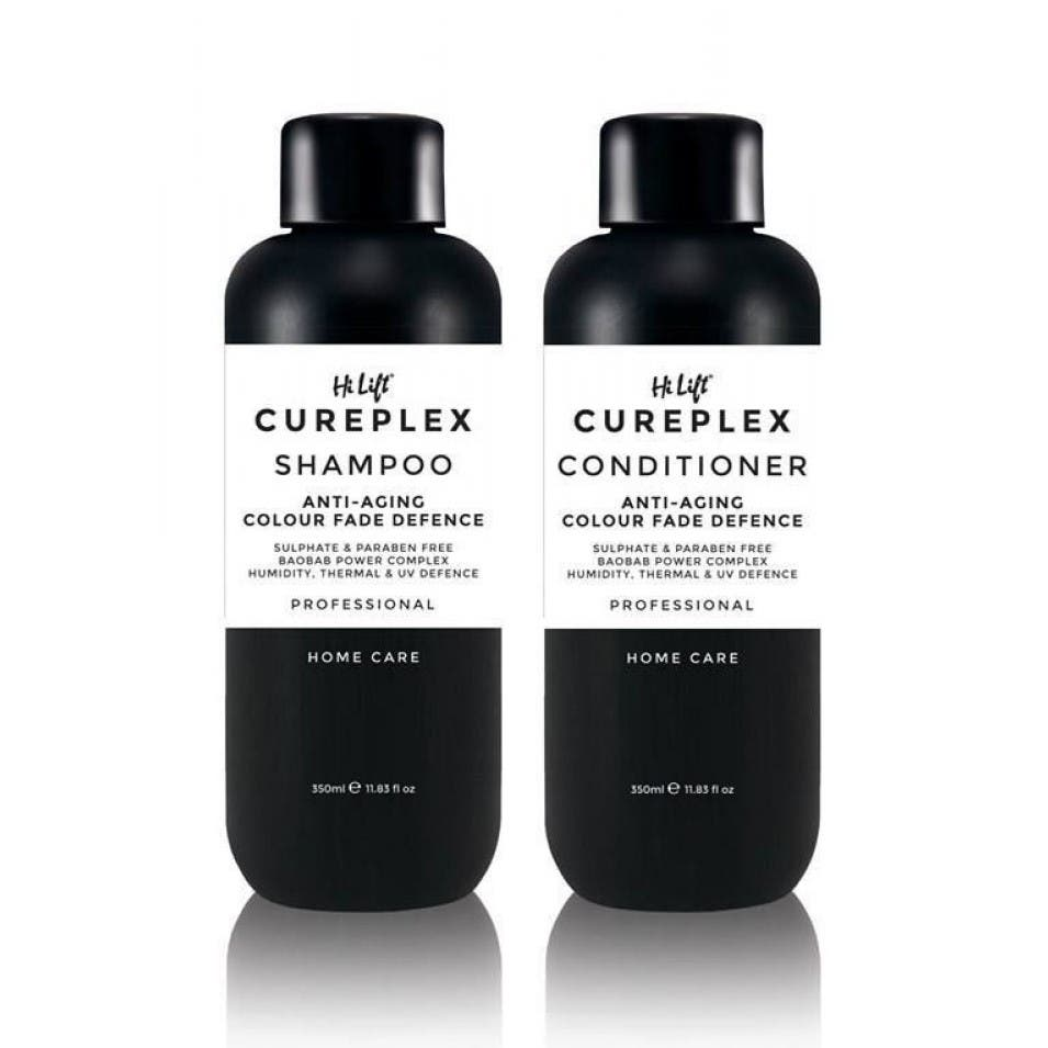 Hi Lift Cureplex Shampoo +/- Conditioner 350ml * Choose Product