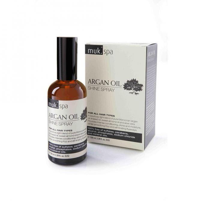 MUK Spa Argan Oil Shine Spray (100ml)