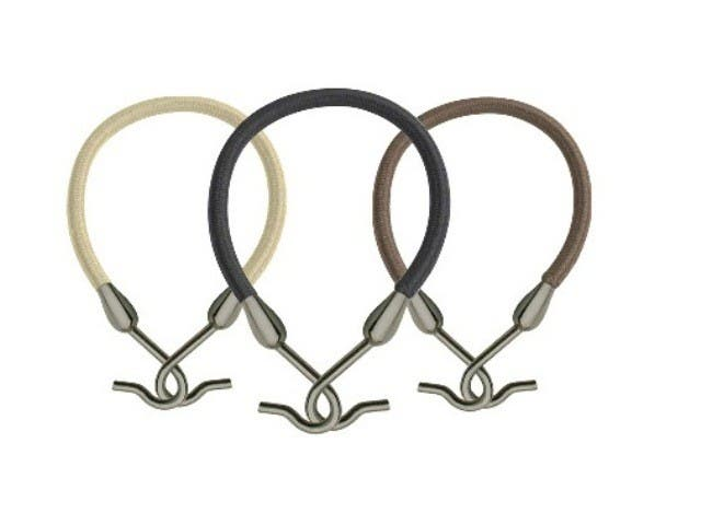 6 x SSS Elastic Bungee Ponytail Hooks