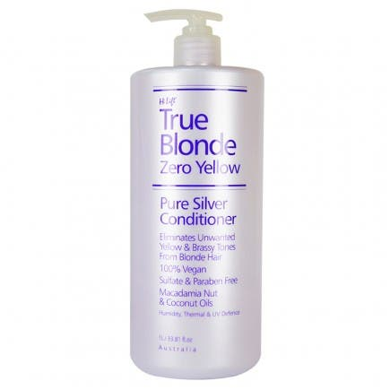 Hi Lift True Blonde Zero Yellow Conditioner 1L