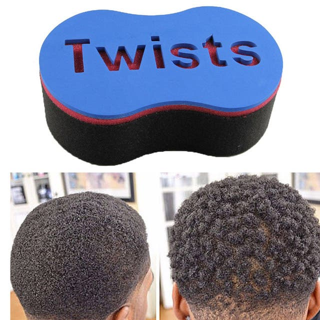 Hair Twists Sponge for Dreds and Afro Hair