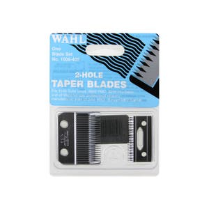 Wahl Professional 2-Hole Taper Blade Kit. Replacement Blades for Clippers 1006-400