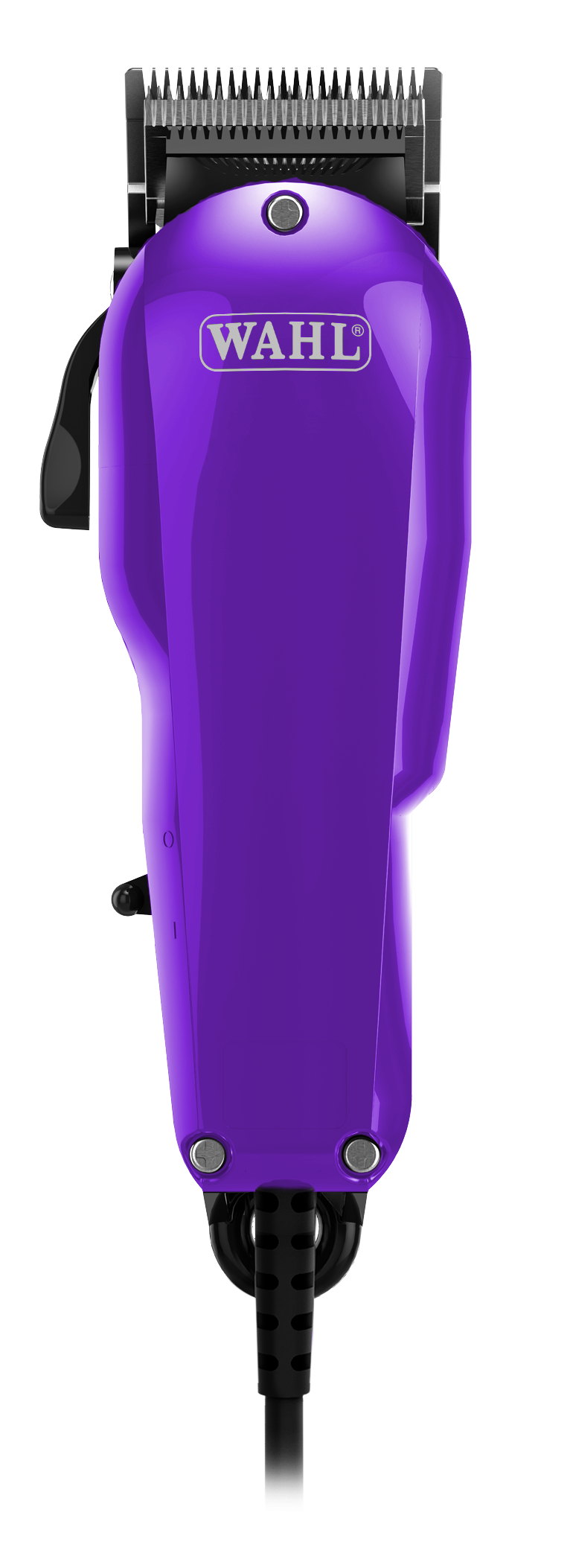 Wahl Taper 2000 Purple Professional Corded Hair Clippers - WA8472-PU (Purple)
