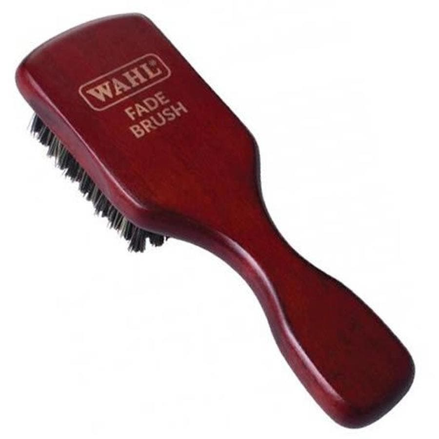 WAHL Nylon Bristle Fade Brush - Hair, Scalp & Beard
