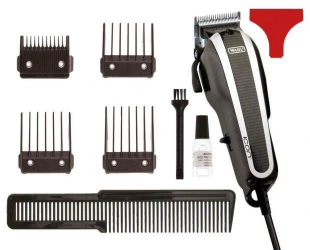Wahl Icon Classic Series Professional Corded Hair Clipper - WA 8490-012