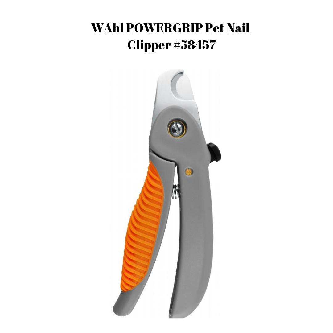 Wahl Powergrip Pet Nail Clipper #58457