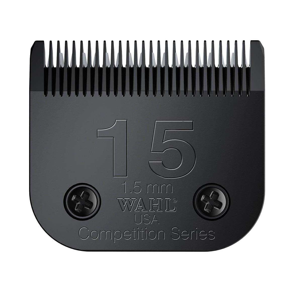 """Wahl ULTIMATE PET Blade Competition Grooming Clipper For Wahl Oster Andis Laube #15 - 1.5mm (3/64"""")"""