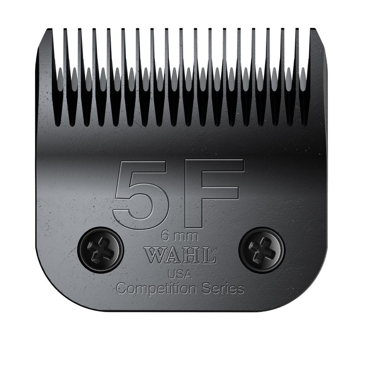 """Wahl ULTIMATE PET Blade Competition Grooming Clipper For Wahl Oster Andis Laube #5 - 6mm (15/16"""")"""