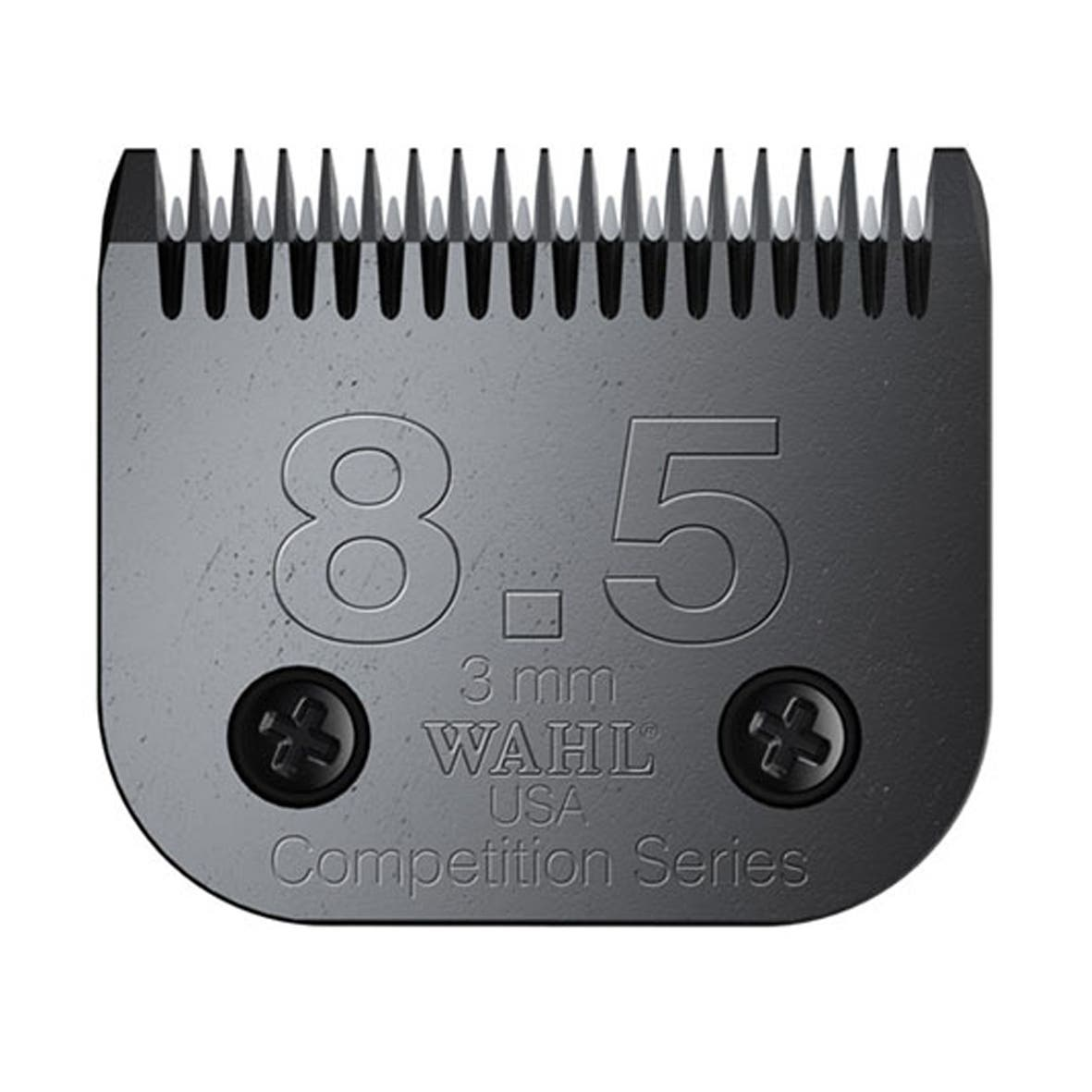 "Wahl ULTIMATE PET Blade Competition Grooming Clipper For Wahl Oster Andis Laube #8.5 - 2.8mm (1/8"")"