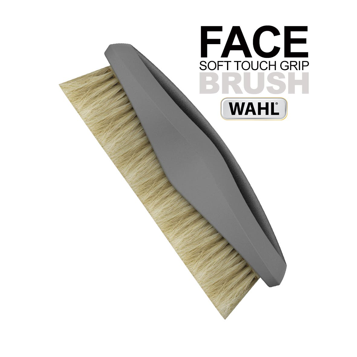 Wahl Face Brush Pet/Animal Brushes - Soft Touch Grip