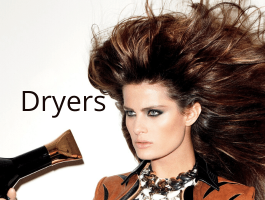hair dryer category