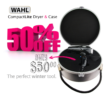 wahl compactlite hair dryer